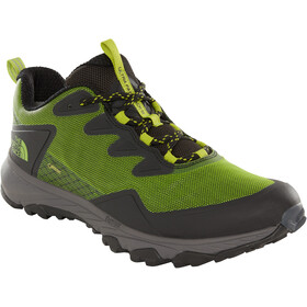 The North Face Ultra Fastpack III GTX Zapatillas Hombre, tnf black/tender green